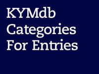 Introducing KYMdb Categories