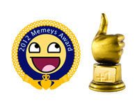 2012 Memeys Internet Music Awards