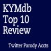 Top Ten Novelty Twitter Accounts of 2012