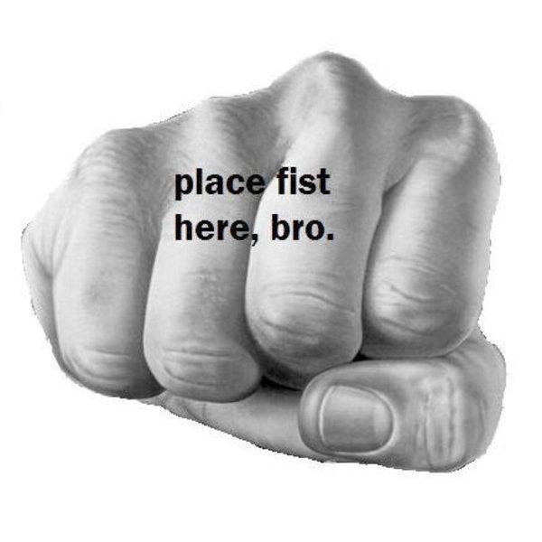 Bro Fist | Know Your Meme