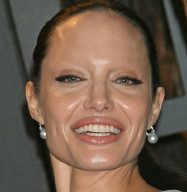 Celebrities Without Eyebrows | Know Your Meme