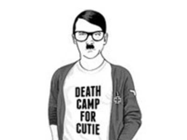 hipster hitler visits the - photo #19