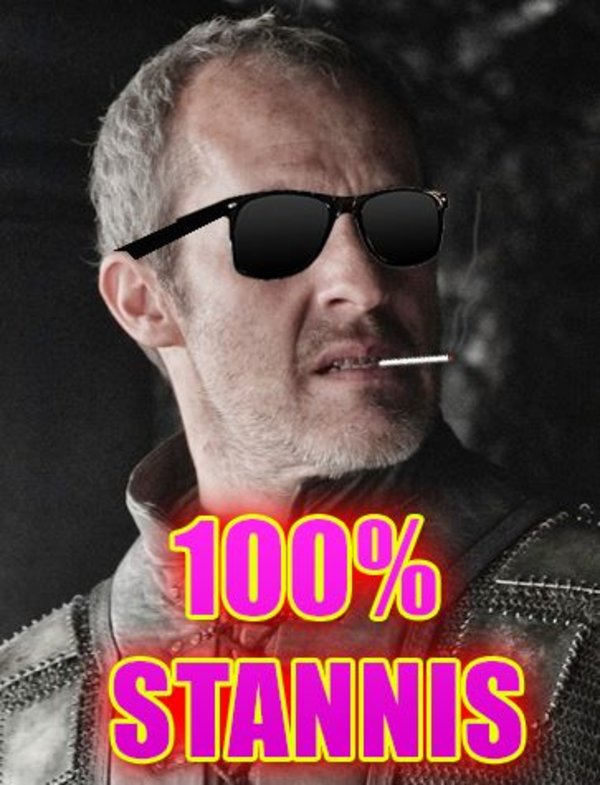 Stannis the Mannis | Know Your Meme