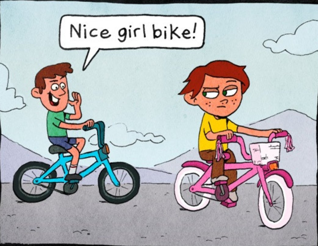Nice girl bike image gallery know your meme for New nice images