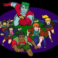 Summoning Captain Planet