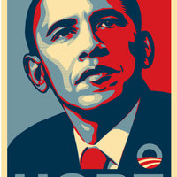 Obama &quot;Hope&quot; Posters