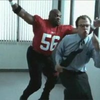 Terry Tate: Office Linebacker