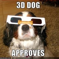 3D DOG APPROVES