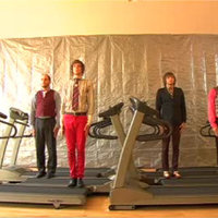 OK Go on Treadmills