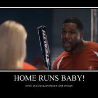 Home Runs Baby!