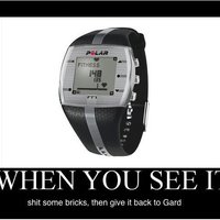 Gard Olves Pulse Watch