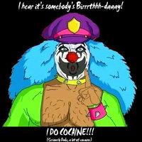 I do Cocaine