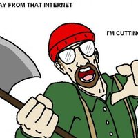 Bob the Internet Lumberjack