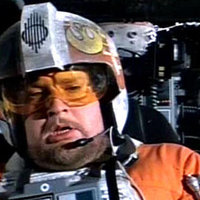&quot;Cover me, Porkins!&quot;