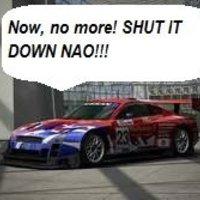 2002 Nissan GT-R Concept LM Race Car