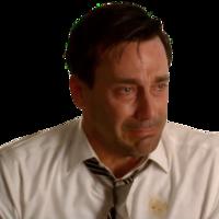 Sad Don Draper