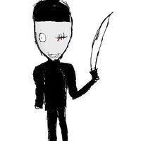 20 Meter Knife Guy