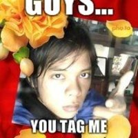 Teguh Rose/ Guys...You tag me photos