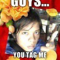 Teguh Rose/ Guys...You tag me photos