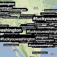 #FuckYouWashington