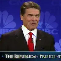Rick Perry's Debate Gaffe