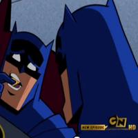 Batman does not eat X!