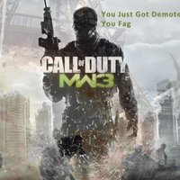 MW3 demoted