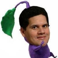 I feel just like a purple pikmin.