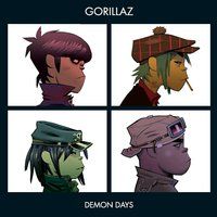 Gorillaz &quot;Demon Days&quot; Cover Art