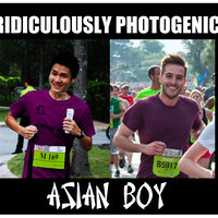 Ridiculously Photogenic Asian Boy