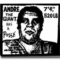 Andre The Giant Is Gonna Rape You