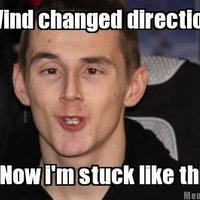 Wind Changed Direction