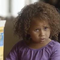 Interracial Cheerios Commercial