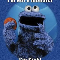 Cookie Monster - I'm Not a Monster