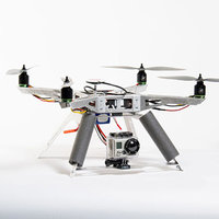 Quadcopter Aerial Photography