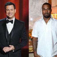 Kanye West and Jimmy Kimmel Feud