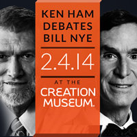 Bill Nye vs. Ken Ham Creationism Debate