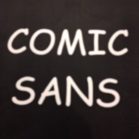 Leave Comic Sans Alone!