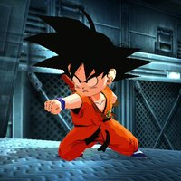 Goku in Super Smash Bros.