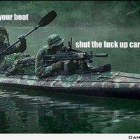 Shut the f*ck up, Carl