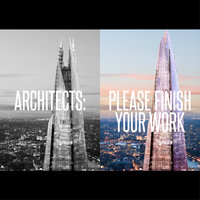 Dear Architects...