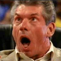 Vince McMahon Reaction