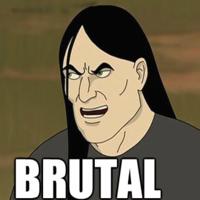 """That's Brutal"""