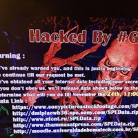 2014 Sony Pictures Hack