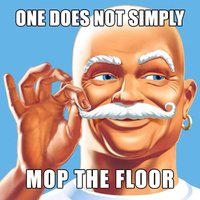 Mr Clean Memes