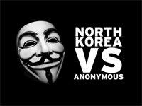 Anonymous vs. North Korea