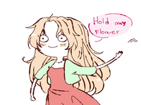 Hold My Flower