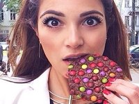 """You Did Not Eat That"" Mocks Food Selfies"