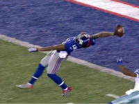 Odell Beckham's Catch Gets Photoshopped