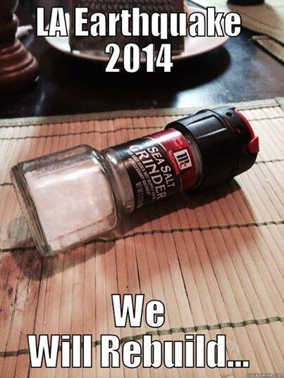 tamworth earthquake meme california - photo#14